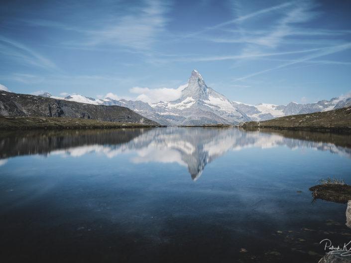 Matterhorn, Zermatt, Riffelalp, Sunnegga, Blauherd