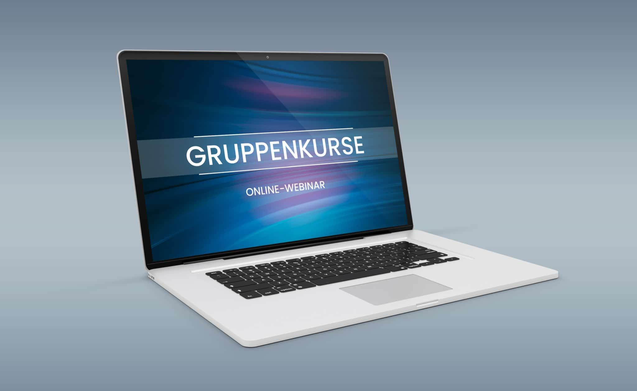 Gruppenkurse online
