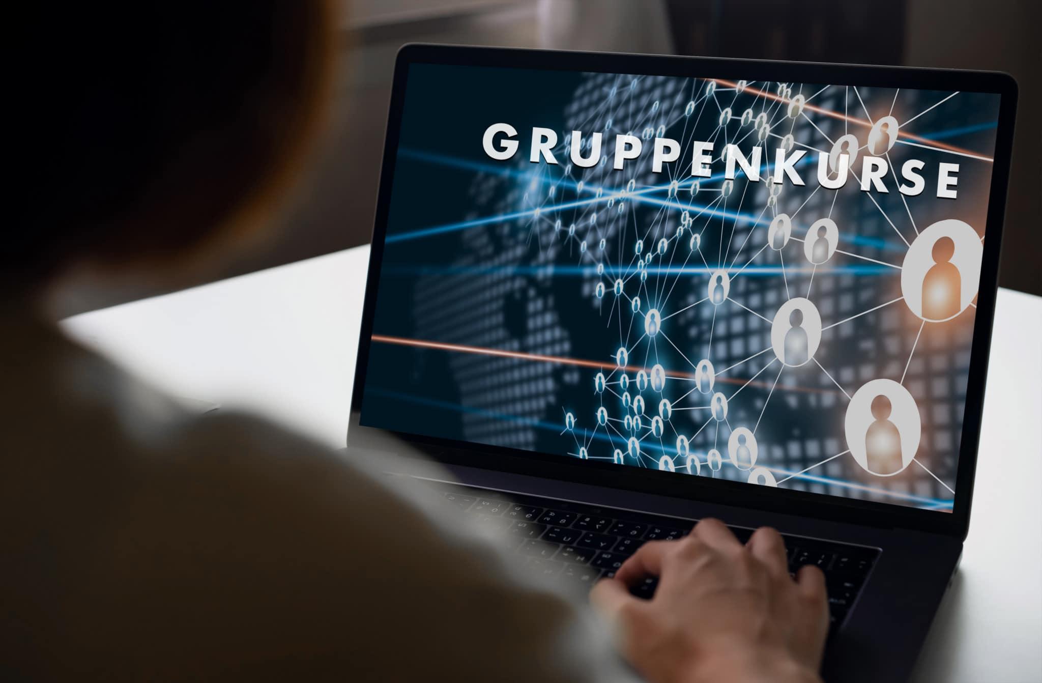 Gruppenkurse Online Webinar