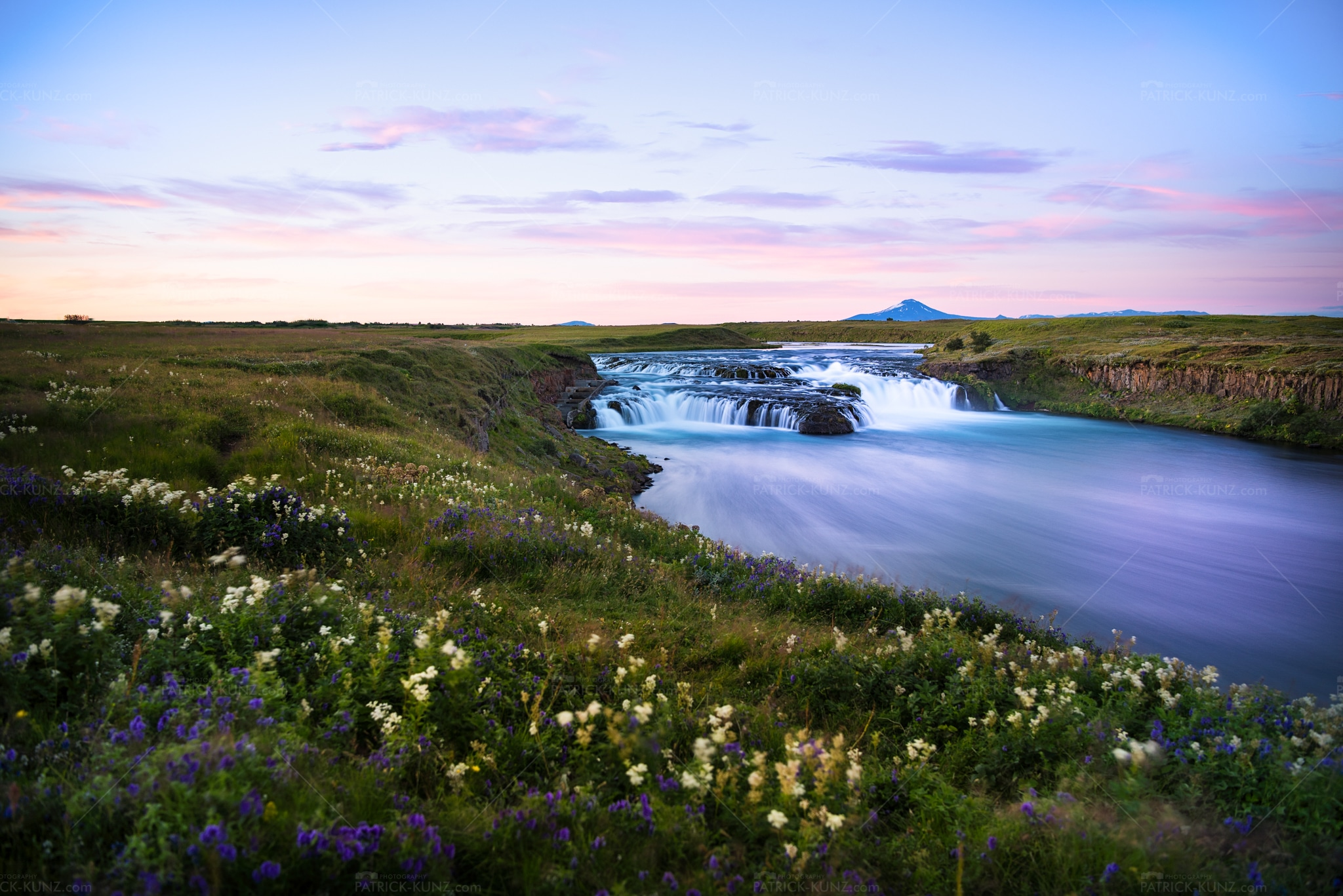 Iceland Elf Creek