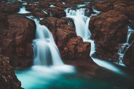 Island Watterfall II