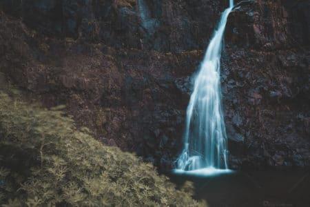 Island Watterfall IV